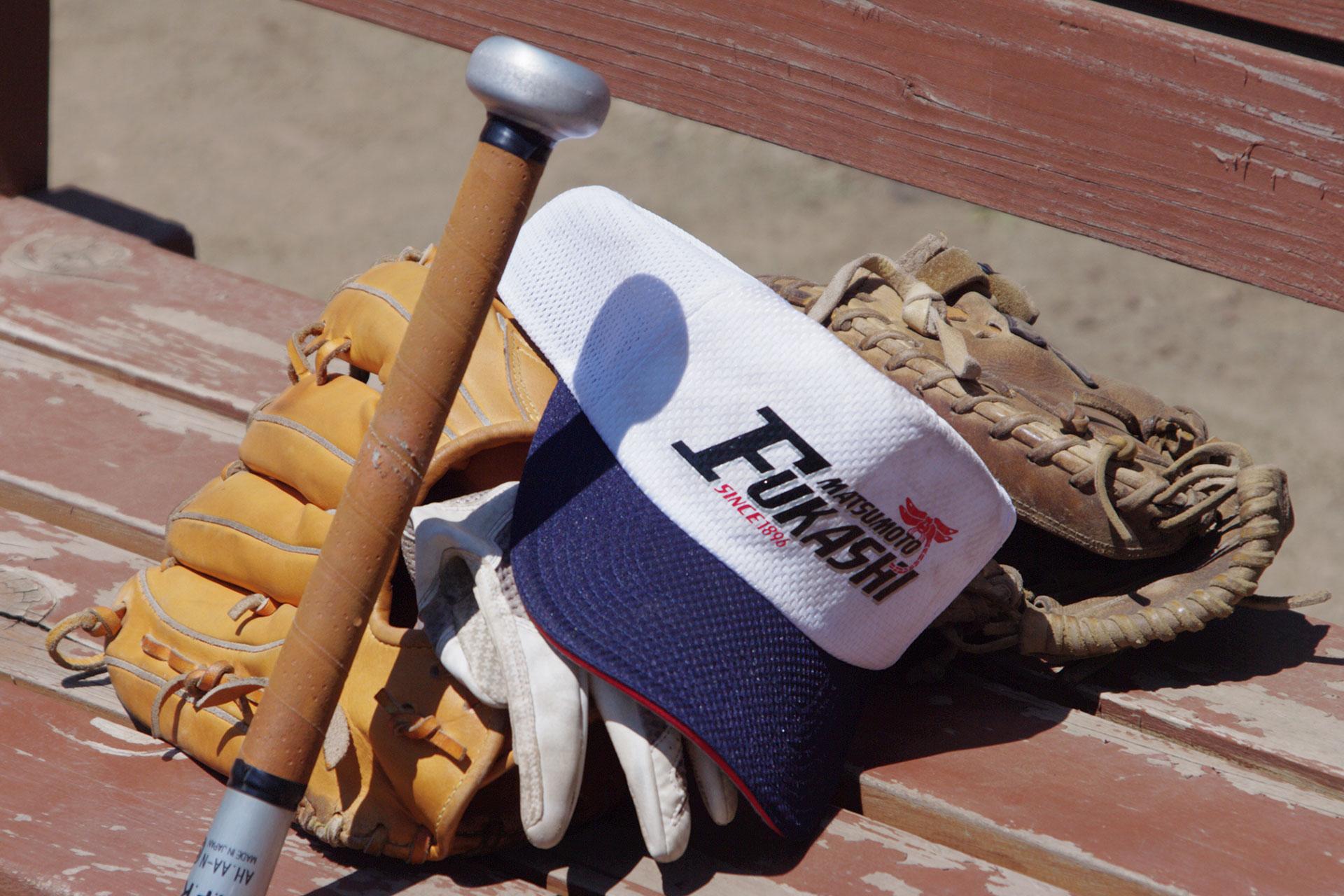 野球部の歴史